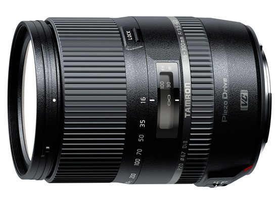 Tamron 16-300mm F/3.5-6.3 Di II VC PZD MACRO pour Canon - Lord Photo